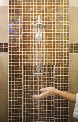 How To Replace A Ceramic Soap Holder In The Shower Bathroom