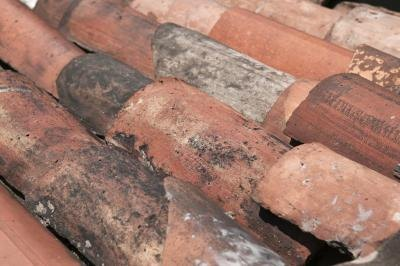 Concrete Vs Clay Roof Tile With Pictures Ehow