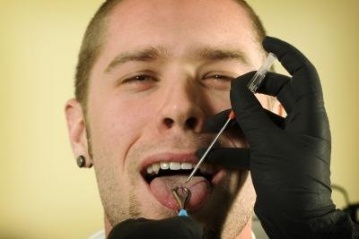 Changing Nose Ring After Piercing