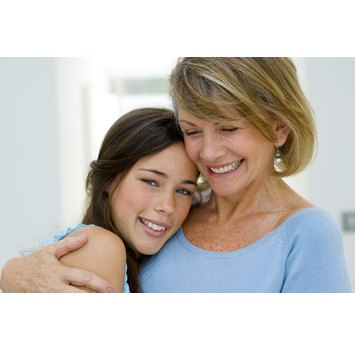 The Advantages of Age. An older parent's stronger sense of self can help in ...