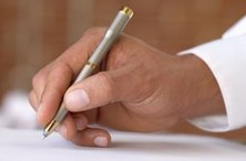 Be sure to put your loan agreement in writing.