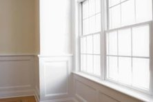 Energy-efficient windows lower your heating and cooling costs.