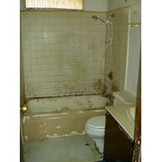 Cheap do it yourself ideas for bathroom remodeling ehow for Do it yourself bathroom remodel