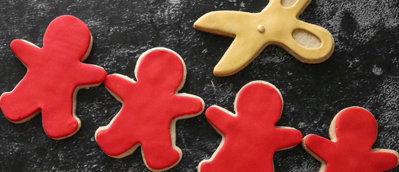 DIY 'Us' Themed Halloween Cookies