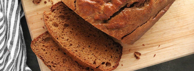 Easy Peanut Butter Bread Recipe