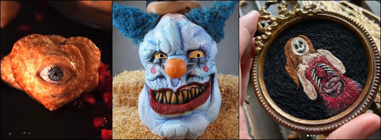 5 Scary-Talented DIY Creators to Follow This Halloween Season