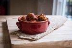 Light Sriracha Turkey Meatballs Recipe
