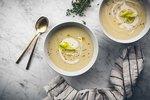 Potato Celeriac Soup Recipe