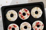 Baked Strawberry Champagne Donuts Recipe