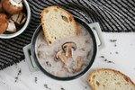 Vegan Cream of Mushroom Soup Recipe