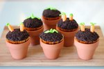 DIY Vegetable Garden Cupcakes