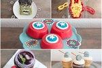 Marvel's Avengers Superhero Party Snacks