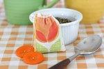 DIY Reusable Tea Bags