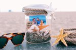 DIY Beach Memory Mason Jar