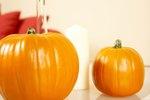 How to Dry Decorative Pumpkins