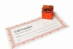 How to Use an Online Template to Create a Gift Certificate