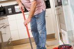 How to Mop With Clorox