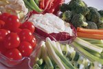 How to Make a Veggie Party Platter