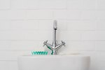 How to Clean Stains From Bathroom Sinks