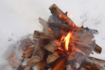 How to Make a Fake Campfire for Indoors