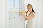 How to Measure & Hang Vertical Blinds