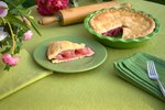 How to Thicken Rhubarb Pie