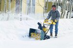 How to Change a Tube in a Snow Blower Tire