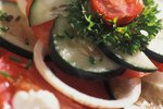 How to Make A Tomato and Cucumber Salad