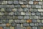 How to Roof With Recycled Rubber and Plastic That Looks Like Slate