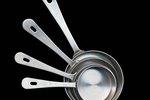 Measuring Cups Conversion