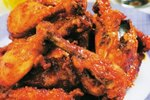 How to fry frog legs