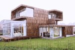 9 Amazing Recycled Houses That You Wish Were Yours