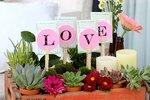 DIY Soda Crate Flower Arrangement