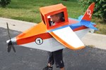 How to Make an Airplane Costume