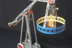 How to Build a Lamp from an Erector Set