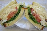 How to make a Chicken Salad Sandwich