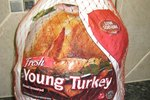 Fresh Turkey Cooking Time