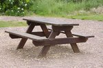 Making Simple Picnic Table Bench Covers