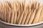 How to Glue Toothpicks Together