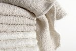 How to Wash White Towels
