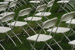 How to Make Wedding Chair Covers & Draping