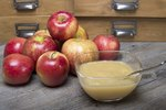 How to Freeze Homemade Applesauce