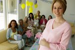 How to Papier-mâché Your Pregnant Belly for a Baby Shower