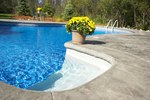 Traction Material for Pool Steps & Dock