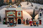 Ideas for Making a Miniature Christmas Village