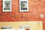 Mounting a Picture on a Brick Wall Without Drilling