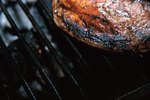 How to Use Lava Rocks on a Gas Barbecue