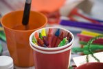 How to Make Candles with Gulf Wax and Crayons
