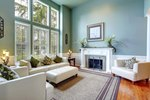 How to Place an Area Rug in a Living Room