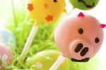 Pig-Shaped Snacks for Kids